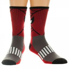 1b2dbcbbedd SPIDERMAN ACTIVE WEAR MOISTURE CONTROL CREW SOCKS
