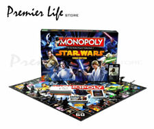 Parker Brothers Star Wars Finance Board & Traditional Games