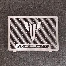 Kühlerabdeckung Kühlergrill Abdeckung Schutz Für Yamaha MT09 Tracer FZ09 14-2019