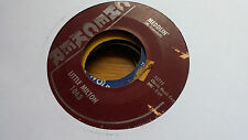 Little Milton 45 Meddlin'/One of the Old Days Checker 1063 Rare Blues
