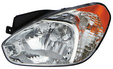 New Replacement Headlight Assembly LH / FOR 2006-2007 HYUNDAI ACCENT HATCHBACK