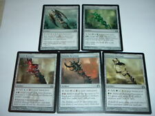 Return to Ravnica Keyrune set NM (5 total) RTR MtG Magic