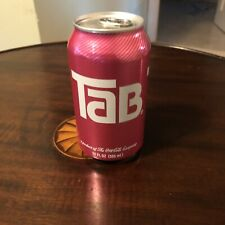 Tab Unopened Soda Can TAB Cola One (1) Single Can Brand New Discontinued