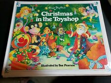 Christmas in the Toyshop by Enid Blyton (1989, Hardcover)