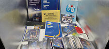New King School Private Pilot Kit Complete With Dvds Books & More Airplane Gear