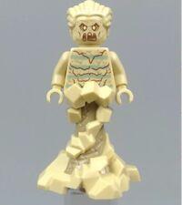 LEGO SANDMAN GENUINE MINI FIGURE, SPIDERMAN 76114 WITH BASE, DIAMONDS,HAMMER