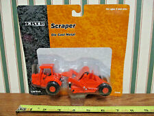 Orange Scraper By Ertl 1/64th Scale >