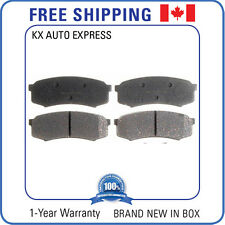 PREMIUM REAR CERAMIC BRAKE PADS TOYOTA FJ CRUISER 2007 2008 2009 2010 D606