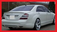 MERCEDS S CLASS W221 - TRUNK , BOOT SPOILER - L Style +++NEW+++NEW+++NEW+++