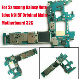 Replace Main Board Motherboard For Samsung Galaxy Note Edge N915F Unlocked 32GB