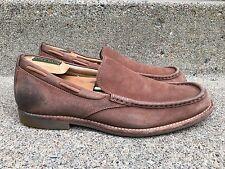 Ugg Australia 1002442 Men's Leather Loafers Pointe Sheepskin Slip On Shoes 10