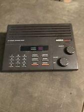 Uniden Bearcat Bc 147Xlt 16 channel Scanner, Working