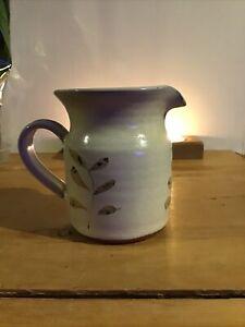 Studio Pottery Jug North Devon NP Earthern Ware Jug VGC