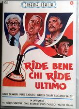 RIDE BENE CHI RIDE ULTIMO - Sindoni DVD Bramieri Caruso Chiari Salce