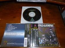 Vandamne / Night Crimes JAPAN Vengeance Vandenberg XRCN-1155 *S