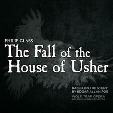WOLF TRAP OPERA-GLASS: THE FALL OF THE HOUSE OF USHER CD NEW
