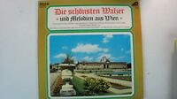 An der schönen blauen Donau und Melodien aus Wien Standard 1222 LP80