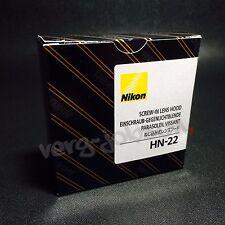 Nikon HN-22 Screw-In Lens Hood for 35-70mm 35-135mm 3.5-4.5S Zoom AF 60mm Micro