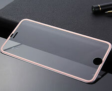 5D Panzerglas für iPhone X 6 6S 7 8 Plus Full Screen Protector Cover Curved 9H