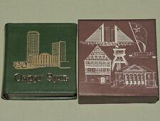 DDR Minibuch - Bezirk Suhl 1986 - RUSSISCHE Ausgabe