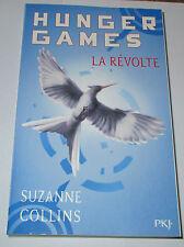livre / Suzanne Collins - Hunger games la révolte (roman)