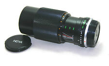 OLYMPUS ZUIKO MC 1:4 F=65-200MM AUTO-ZOOM LENS. Haze detected. (148725)