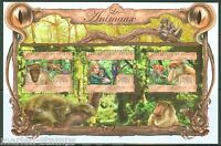 GUINEA  2013 THE ANIMALS  MONKEY  SHEET MINT NH