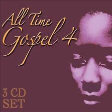 All Time Gospel, Vol. 4 [Box] by Various Artists (CD, Mar-2013, 3 Discs, AAO...