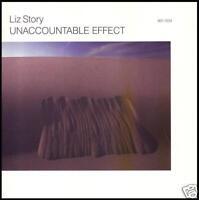 LIZ STORY - UNACCOUNTABLE EFFECT CD ~ NEW AGE / PIANO