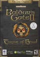 Mac: Baldur 's Gate 2-Throne of Bhaal-add-on