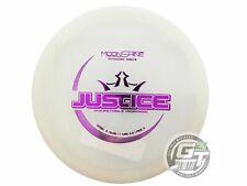 New Dynamic Discs Moonshine Lucid Justice 168g Purple Foil Midrange Golf Disc