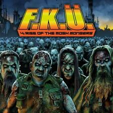 F.K.Ü. 4: Rise Of The Mosh Mongers DIGIPAK CD + 2 Bonus Tracks EXODUS! OVERKILL!