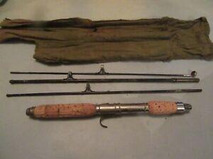 Shakespeare (4 pc) steel Rod