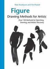 Boerboom Peter/ Proetel Tim-Figure Drawing Methods For Artists  BOOK NEW