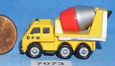 MICRO MACHINES CEMENT MIXER Vintage no identification