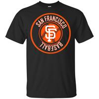 San Francisco Baseball Cali SF Pride Giant Badge Gift T-Shirt