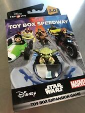 Disney Infinity 3.0: Toy Box Takeover - Speedway (Xbox One/Xbox 360... GAME NEW