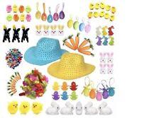 Easter Bonnets and  Decorations Make Your Own Easter Bonnet Variation