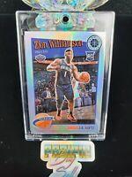 Zion Williamson RC Tribute Silver Prizm Panini NBA Hoops