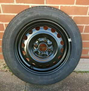 Peugeot 107 Toyota Aygo Citroen C1 Wheel Continental Tyre 155 65 14 7mm tread