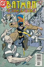 BATMAN:GOTHAM ADVENTURES 22...NM-..2000...Commissioner Gordon,Batgirl...Bargain!
