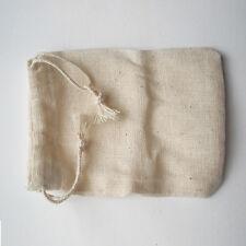 Sachet de coton pour noix de lavage