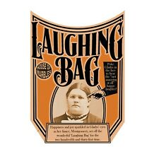 """LAUGHING BAG "" TRADITIONAL NOVELTY TOY/JOKE"