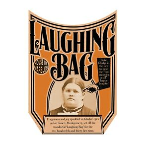 """""""LAUGHING BAG """" TRADITIONAL NOVELTY TOY/JOKE"""