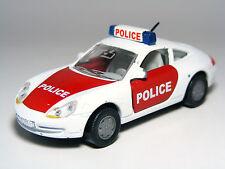Porsche 911 CARRERA POLICE Diecast Miniature Car #1093 Series Siku