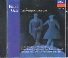 Rossini, Respighi: La Bottega Fantastica; Britten: Soirée Musicales / Bonynge CD