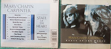 MARY CHAPIN CARPENTER : STATE OF THE HEART / CD