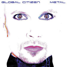"GLOBAL CITIZEN - METAL (Gary Numan cover) Limited Edition BLUE 180g 12"" Record"