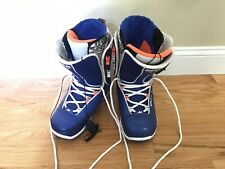 Ride DEUCE Snowboard Boots Size US 9