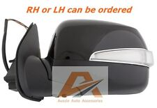 HOLDEN RODEO RA / ISUZU D-MAX SERIES 2 ELECTRIC DOOR MIRROR WITH INDICATOR LIGHT